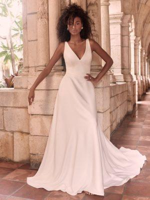Josephine Lynette Maggie Sottero Wedding Dress
