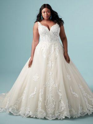 Trinity Lynette Maggie Sottero Wedding Dress